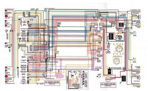 firebird laminated color wiring diagram