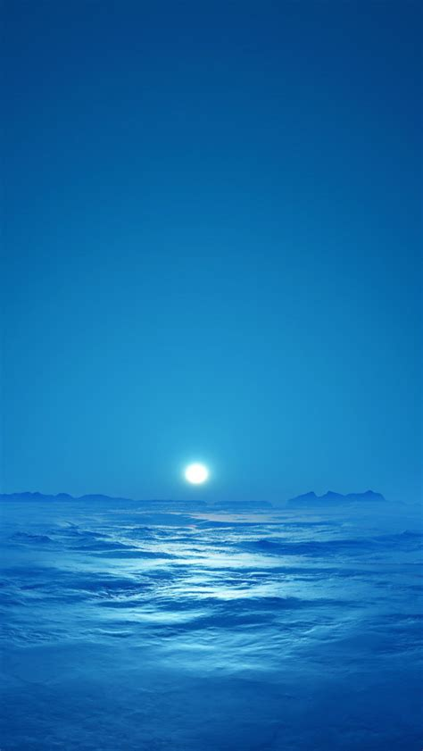 bright blue wallpaper wallpapersafari