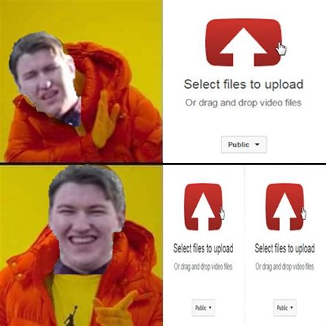 Meme Upload - double uploads are the best scarce know your meme