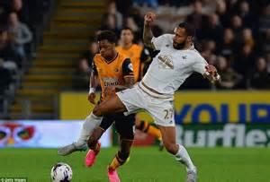 Hull City 1-0 Swansea: David Meyler goal stuns Swans as ...