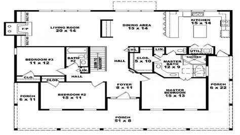story  bedroom  bath house plans  bedroom houses