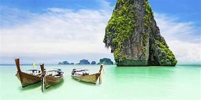 Thailand Tourism Travel Tourists Experience Take