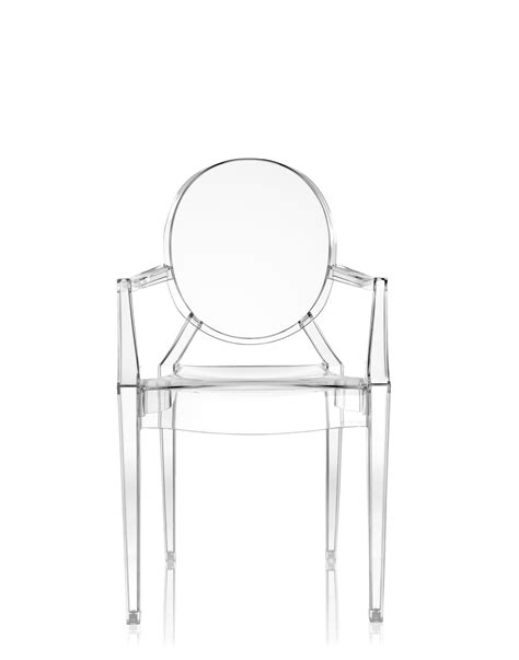 Chaise Starck Louis Ghost by Chaise Kartell Louis Ghost Philippe Starck