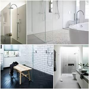 Inspiration Fr Ihre Begehbare Dusche Walk In Style Im Bad
