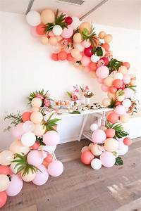 16 Balloon Garland Party Ideas - Pretty My Party