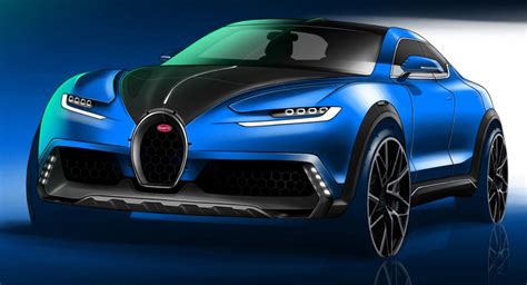 The World Really Doesn't Need A Bugatti Suv