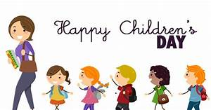 Celebrate National Children's Day By Empowering Every ...