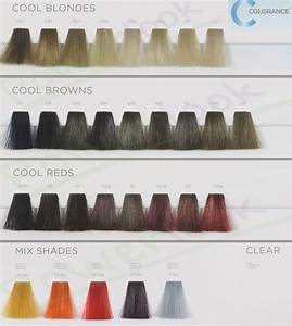 Goldwell Colorance Color Chart Goldwell Paleta Col 2 Jpg 1400 1564 Mixing Hair Color