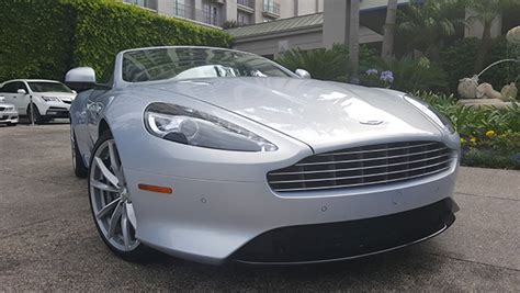 Aston Martin Mp3 by Aston Martin Db9 Gt Volante Review