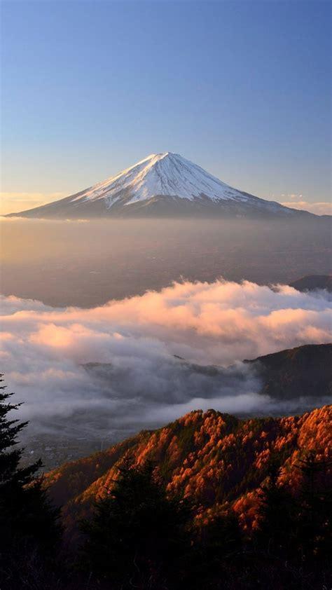 Mount Fuji Hd Qhd Wallpaper [1080x1920]
