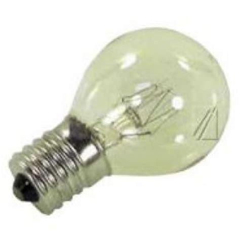 125 volt 25 watt e17 microwave light bulb
