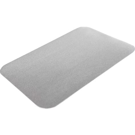 clear desk pad desk protector 29 x59 clear flrfpde2949ra desk pads