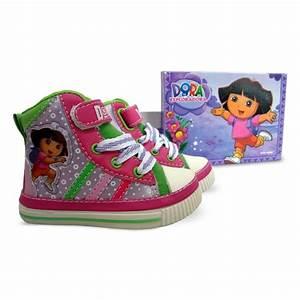 DORA THE EXPLORER GIRLS ANKLE BOOTS SHOES | eBay
