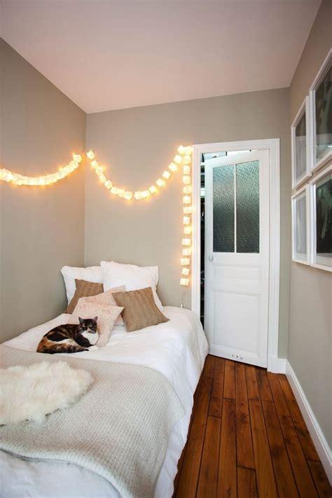 photos chambre adulte petites chambres grandes ambitions mur lumières et