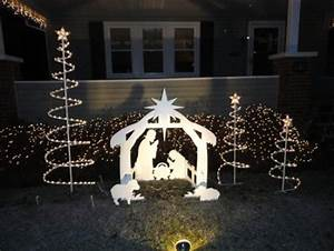 15 Christmas Yard Decorating ideas 2017
