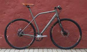 Carbon Belt Drive Bicycle
