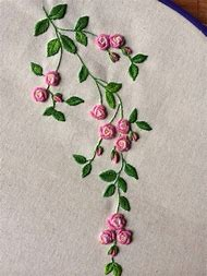 Best Flower Embroidery Design - ideas and images on Bing | Find what ...
