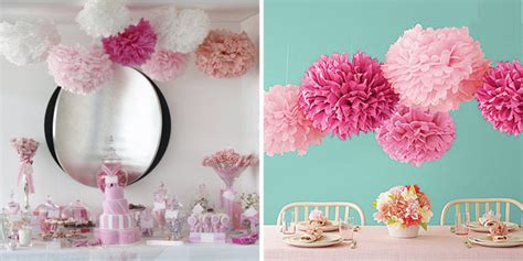 pom pom decorations hotsale mini 8 quot wedding decoration pom poms tissue paper