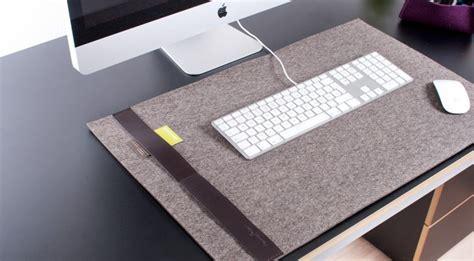 tapis bureau tapis de bureau design en feutre