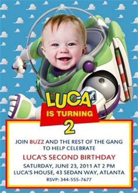 toy storybday card templates 1000 images about toy story party ideas on pinterest