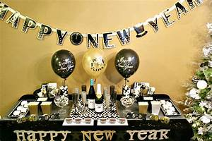 Last Minute New Year's Eve Party Ideas – A to Zebra ...