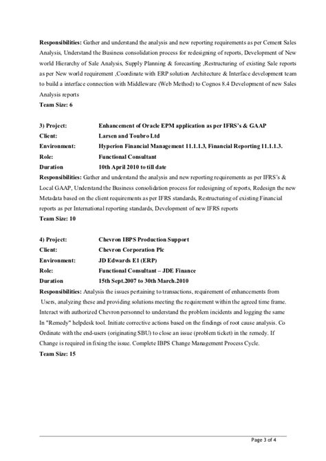 hyperion financial reporting resume 28 images hyperion