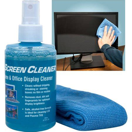 Lcd Cleaner Pembersih Lcd 6 In 1 lcd display screen cleaner for tv computer electronics