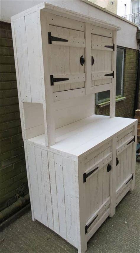 pallet kitchen cabinets diy pallet kitchen cabinets hutch 99 pallets