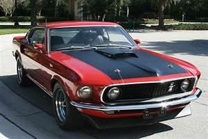 1969 Ford Mustang 428 CJ MACH I