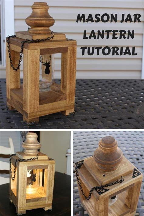unique wooden lanterns ideas  pinterest lantern