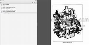 Versatile 160 Service Manual Tractor Engine  U2013 Erepairinfo Com
