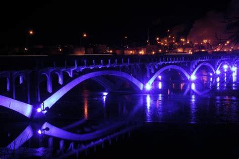 Historic 10th Street Bridge | Brilliant Lighting Design