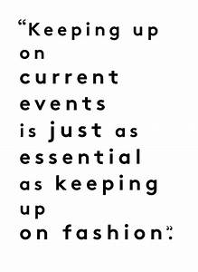 Best 25+ Fashio... Fashion Event Quotes