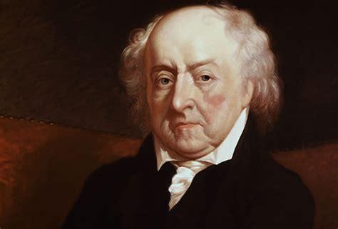 The Key To John Adams' Political Principles