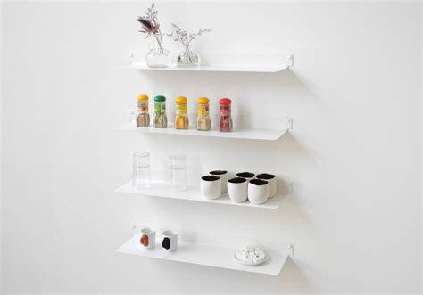 etagere murale de cuisine étagère murale cuisine teeline 6015 lot de 4