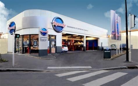 centre auto  entretien voiture speedy saint ouen