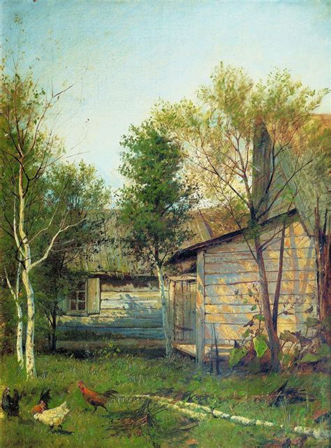 The Glory of Russian Painting: Levitan, ctd