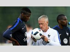 Deschamps admits Pogba and Griezmann are unhappy at bench
