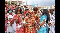 GUINEA ECUATORIAL - ETNICO 2013