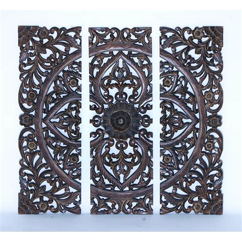 Buy 3d wall panels and get the best deals at the lowest prices on ebay! One Allium Way 3 Piece Wood Panel Wall Décor Set & Reviews | Wayfair