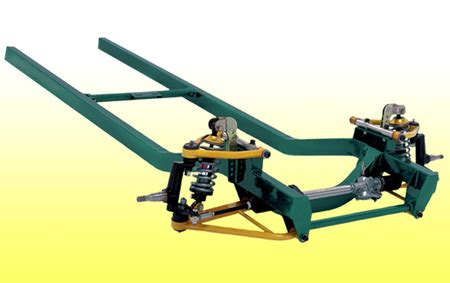 arm front suspension system