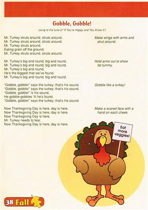 gobble gobble thanksgiving song compliments of best of 309 | 729c889b316e2da365b745d56e91b828