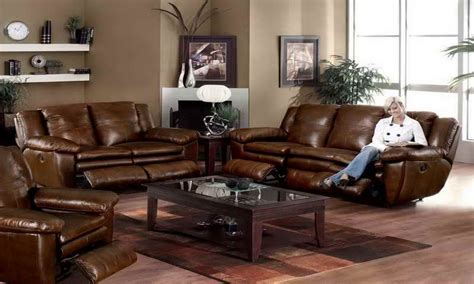leather sofa living room ideas bedroom furniture and decor brown leather sofa living