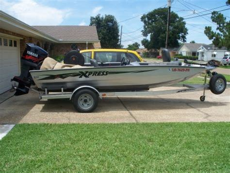 Aluminum Boats Louisiana For Sale by Used Aluminum Boats For Sale In Louisiana