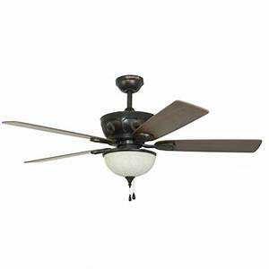 Harbor breeze ceiling fan light kit lowes : Harbor breeze herndon in aged bronze ceiling fan
