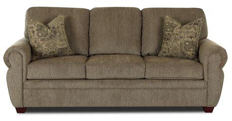 klaussner westbrook rolled arm sofa johnny janosik sofas