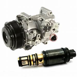 Auto Ac Compressor Valve Auto Ac Compressor Control Valve 7sbh17c 6sbu16c For Toyota Camry