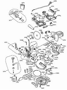 Craftsman Miter Saw Parts