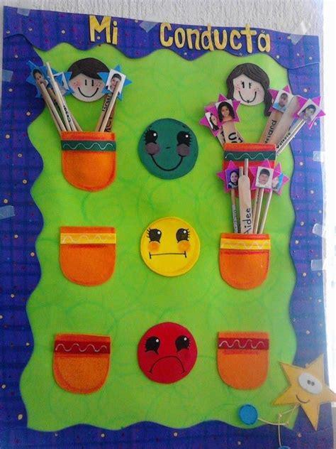 tips de actividades tu grupo escolar cartel el control de conducta grupal e