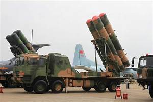 China's HQ-22 surface-to-air missile weapon system
